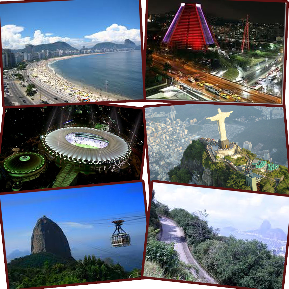 rondreizen Brazilie