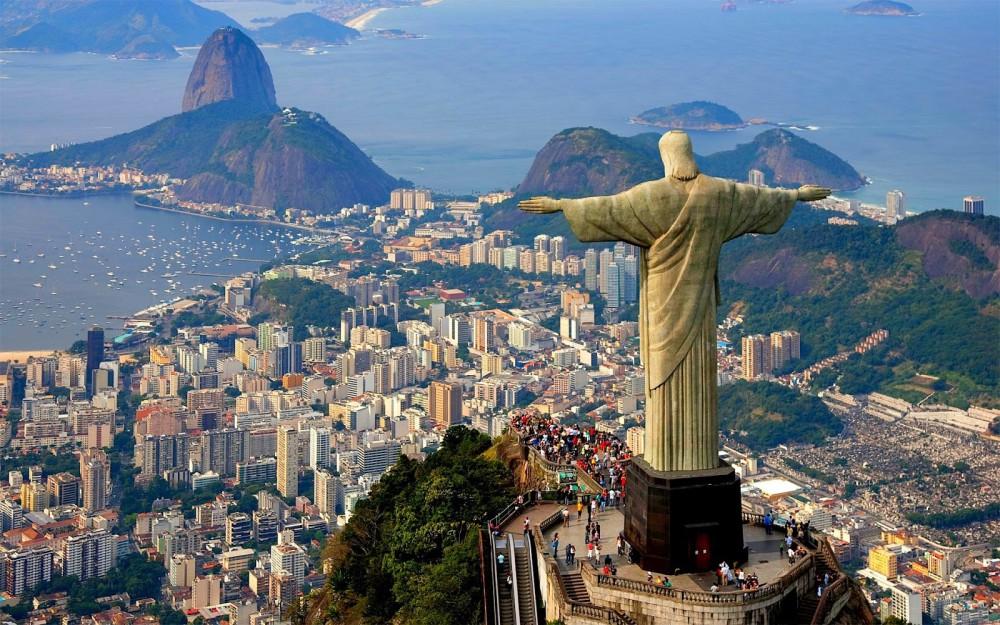 Reis Brazilie zelf samenstellen