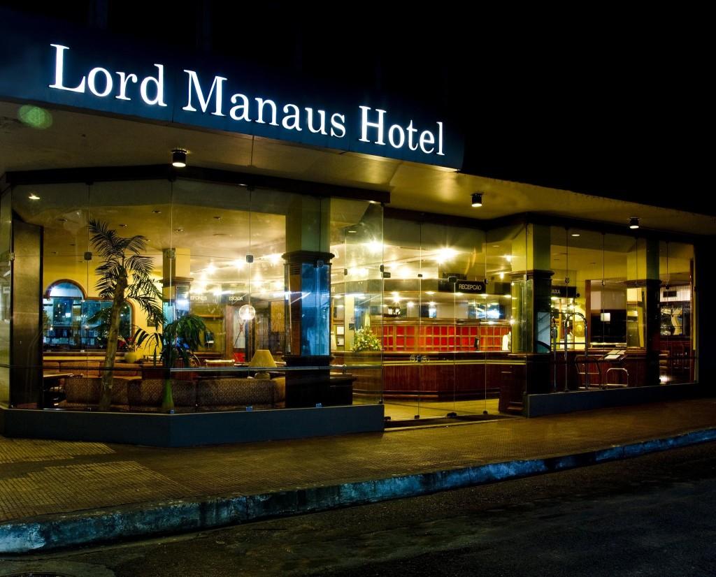 Hotel Lord Manaus - janeiro de 2009