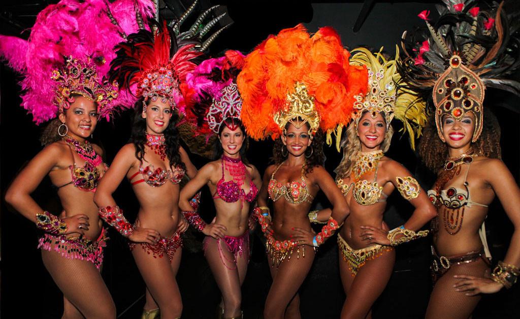 samba show rio