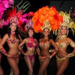 Samba show + diner