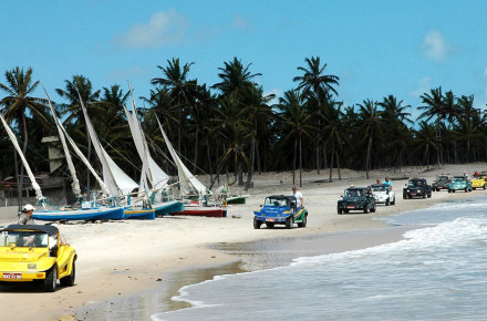 strandvakantie brazilie