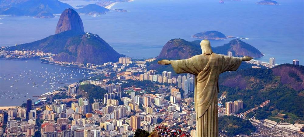 Flight tickets to Brazil