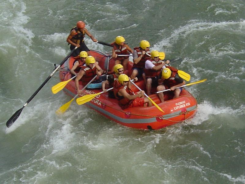 Rafting-tour