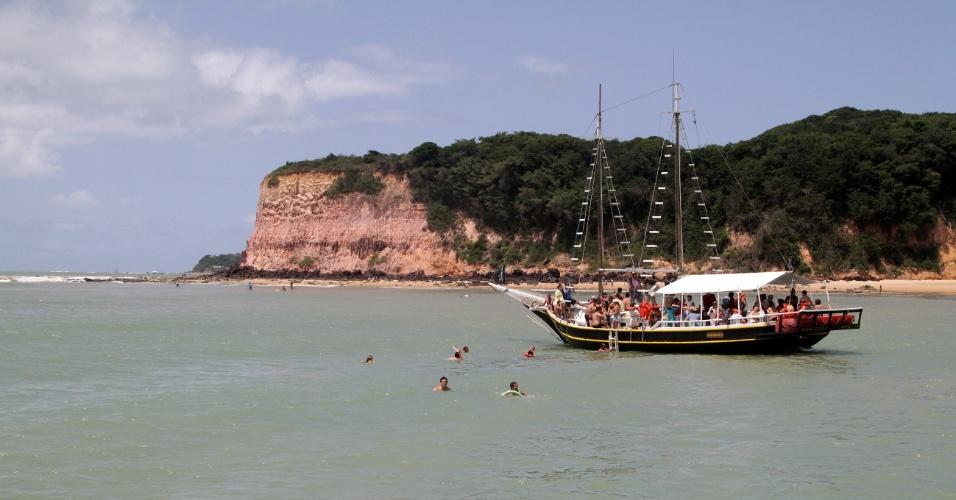 boattrip Pipa tour