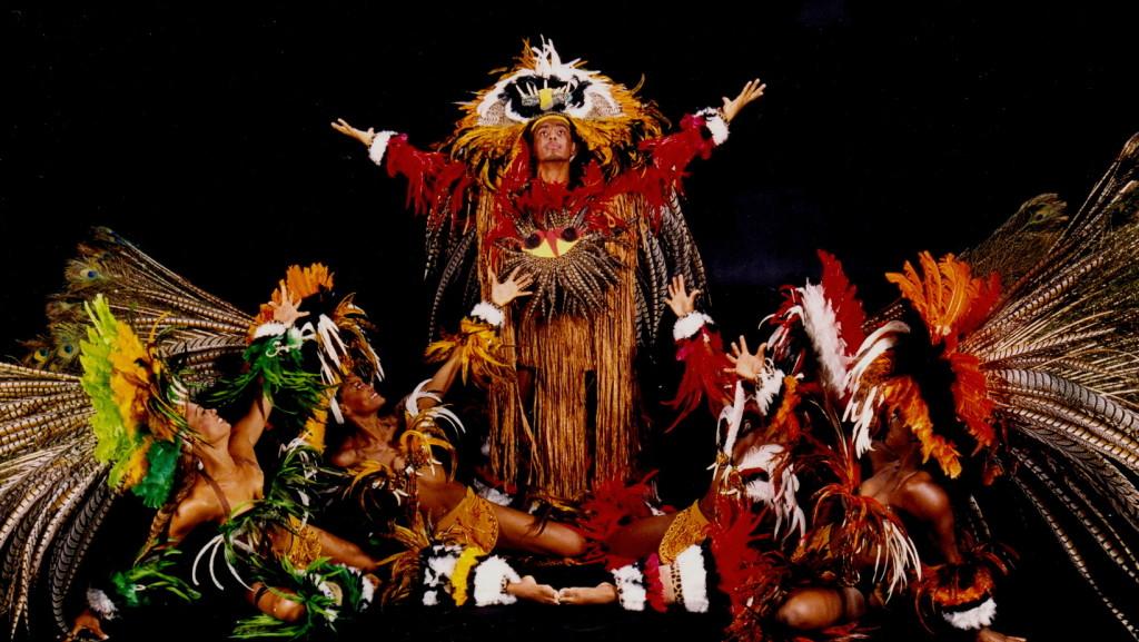 folklore show bahia trip