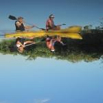Kayak tour strandvakantie pipa