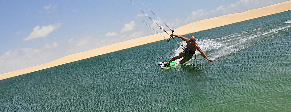 jericoacoara kitesurfen